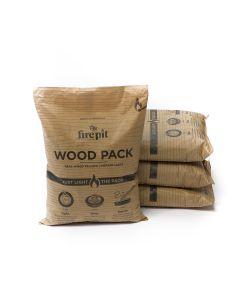 WOOD PACK - 4 PACK
