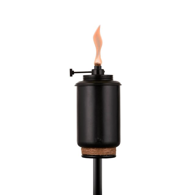 ADJUSTABLE FLAME RESIN TORCH IN BLACK