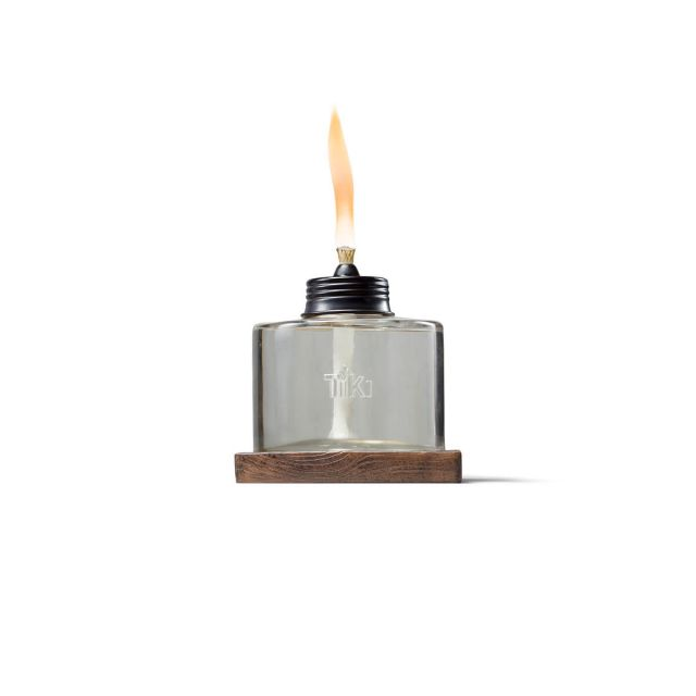 MIXED MATERIAL VOTIVE TABLE TORCHES - 3 PACK