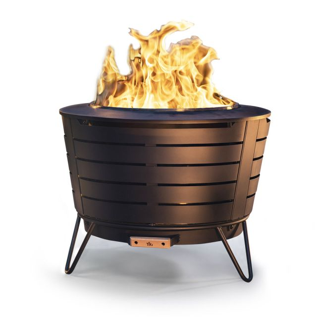 PATIO FIRE PIT IN BLACK