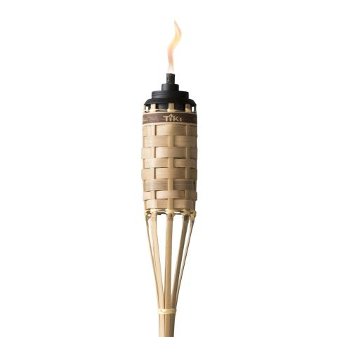 BARBADOS BAMBOO TORCHES - 4 PACK