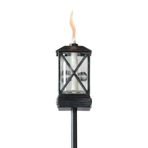SQUARE BEACON TORCHES - 2 PACK