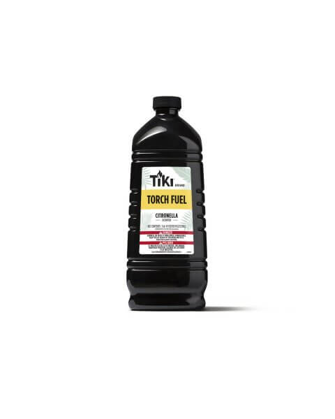 100 oz citronella fuel bottle white background