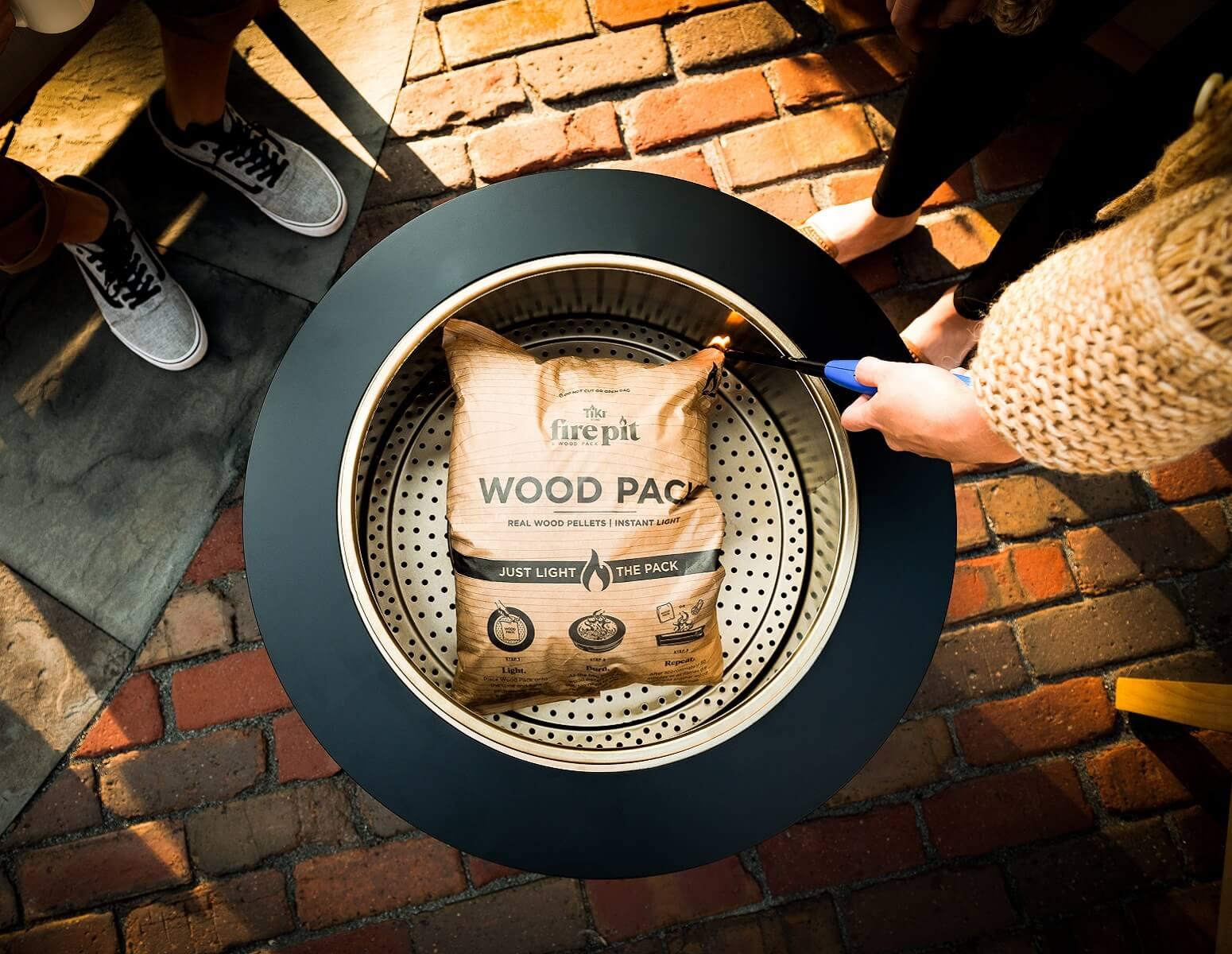 Fuel & Wood Packs - Tiki Brand