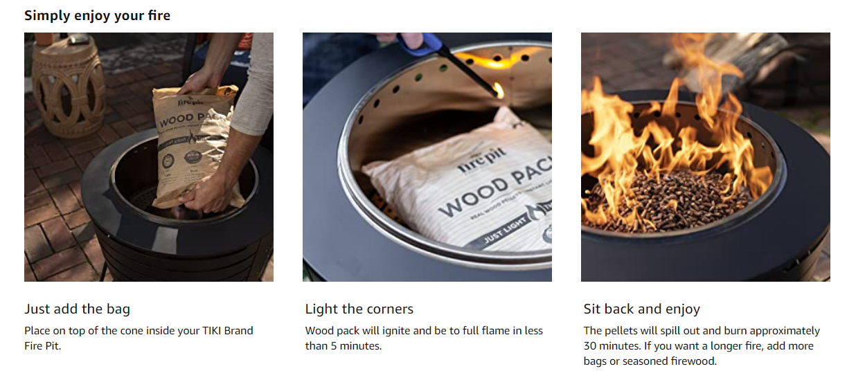 rethink your fire pit